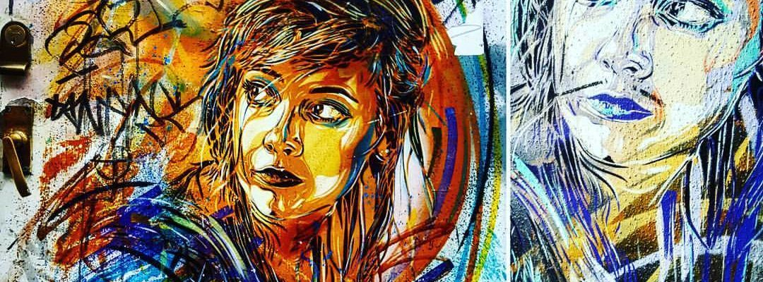 Le don d'ubiquité – Street art de c215, Londres & Paris