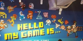 """exposition invader au musée en herbe """"hello my game is..."""""""